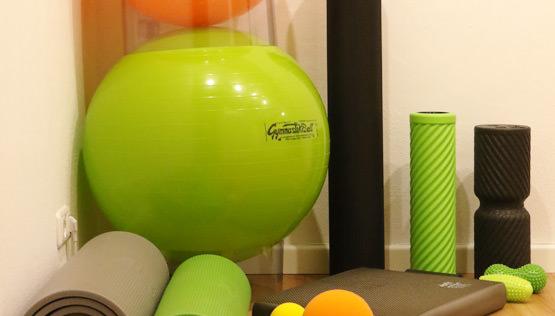 Physiotherapie & Krankengymnastik